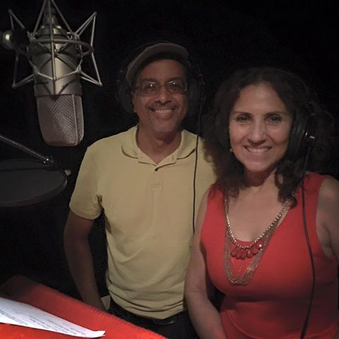 11.12.15 Grabando coros para el nuevo sencillo de Naara Pérez